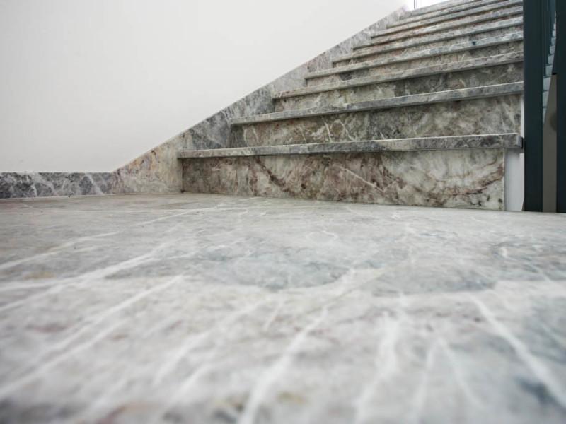 pavimenti in marmo per interni a trento