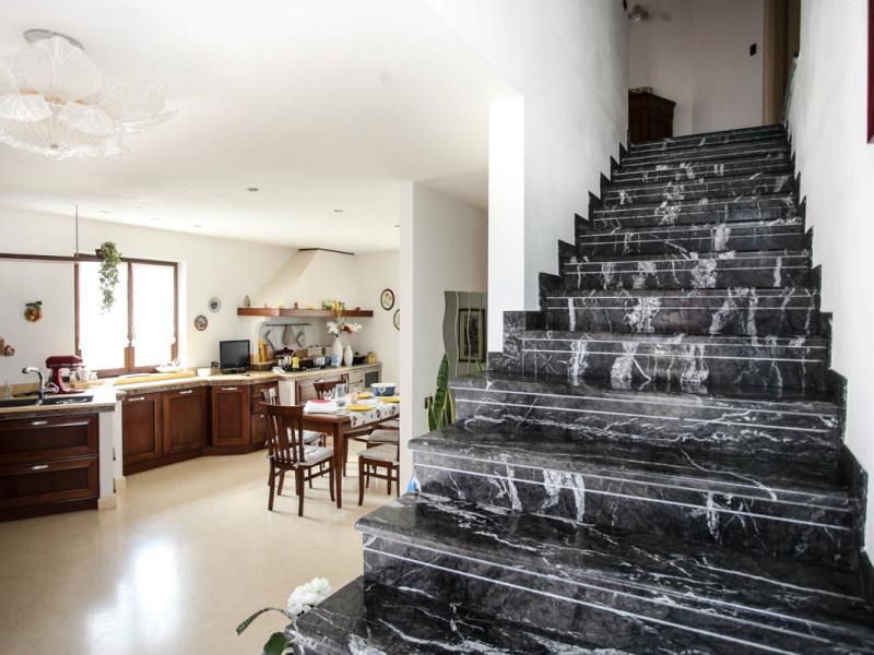Scale in marmo - Lagorai pietre